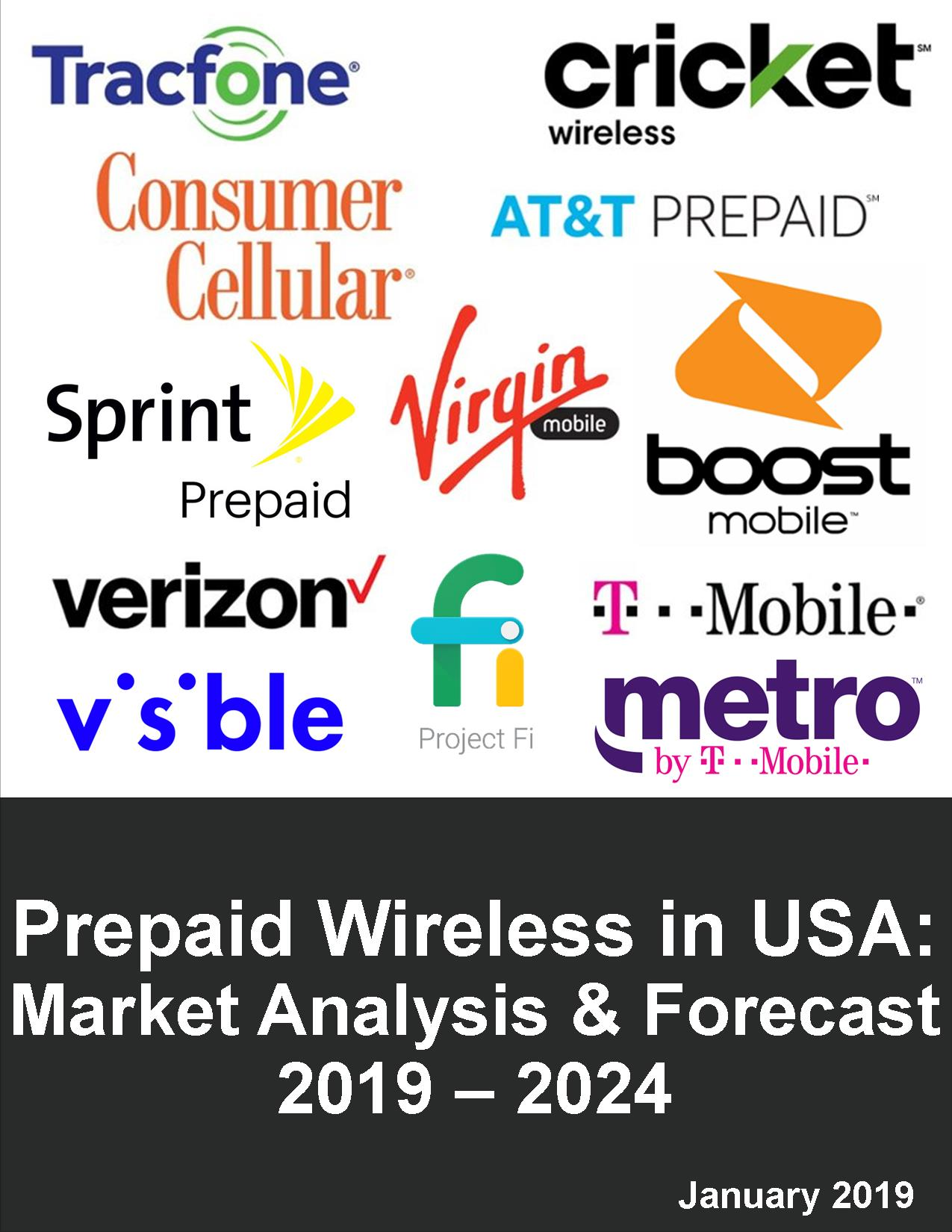 Prepaid Wireless in United States: Market Analysis and Forecast 2019 – 2024